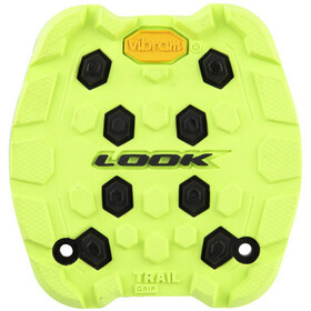 Look Activ Grip Trail Pads 4 Pieces, lime